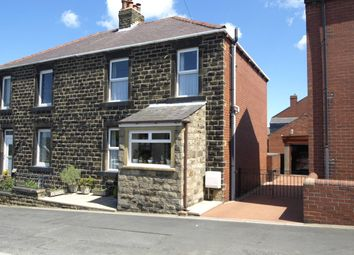 Thumbnail 3 bed semi-detached house for sale in Cliffe Street, Clayton West, Huddersfield