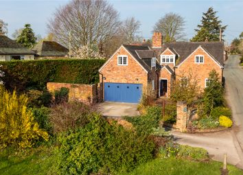 Thumbnail 5 bed detached house for sale in Huxley Lane, Tiverton, Tarporley, Cheshire