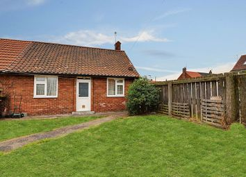 Thumbnail 1 bed semi-detached bungalow for sale in Bexhill Avenue, Hull