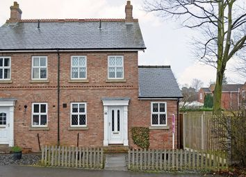 Thumbnail 2 bed semi-detached house to rent in York Road, Strensall, York