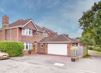 Thumbnail 4 bed detached house for sale in Holyhead Close, Hailsham