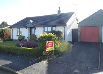 Thumbnail 2 bed detached bungalow for sale in Dolwerdd Estate, Penparc, Cardigan