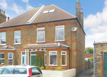 Thumbnail 4 bed semi-detached house for sale in Paddock Road, Birchington, Kent