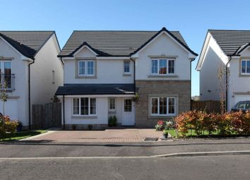 Thumbnail 4 bed detached house for sale in Lochy Rise, Dunfermline, Fife