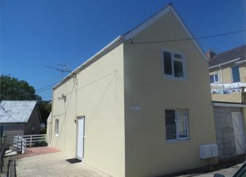Thumbnail 2 bed cottage for sale in 1 And 2 Cunard Cottages, Quay Road, Goodwick, Pembrokeshire