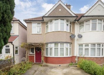 Thumbnail 3 bed property for sale in Sidmouth Avenue, Isleworth