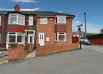 Thumbnail 3 bed terraced house for sale in Brooklands Road, Hull