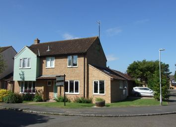 Thumbnail 4 bed property for sale in Carters Close, Sherington, Newport Pagnell