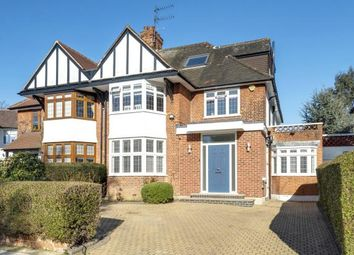 5 bed semi-detached house for sale in Harman Drive, The Hocrofts, London NW2