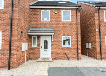 Thumbnail 3 bed semi-detached house for sale in Weeland Road, Sharlston Common, Wakefield