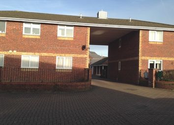 Thumbnail 1 bed flat to rent in Westminster Court, Whitehall Close, Colchester
