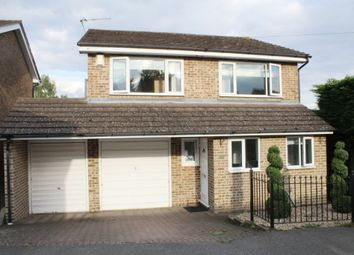 Thumbnail 4 bed detached house to rent in Acorn Lane, Cuffley, Potters Bar