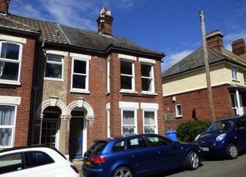 Thumbnail 3 bedroom end terrace house for sale in Norwich, Norfolk