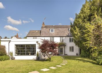 Thumbnail 3 bed detached house for sale in Blandford Road, Shillingstone, Blandford Forum, Dorset