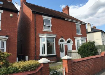 Thumbnail 2 bed terraced house to rent in 86 Haybridge Road, Hadley, Telford