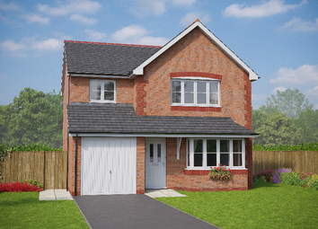 Thumbnail 3 bed detached house for sale in The Porthmadog, Parc Hendre, St George Road, Abergele, Conwy