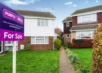 Thumbnail 3 bed end terrace house for sale in Lords Close, Bapchild