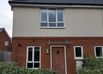 Thumbnail 3 bedroom semi-detached house for sale in Sytchmill Way, Burlsem