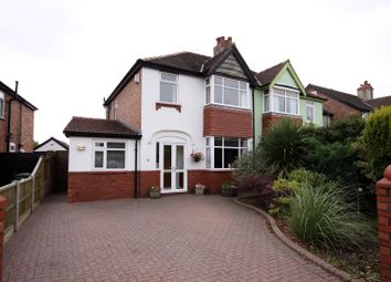 Thumbnail 4 bed semi-detached house for sale in Larkfield Lane, Churchtown, Southport