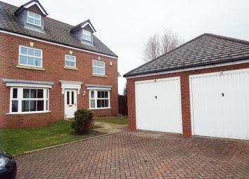 Thumbnail 5 bed detached house for sale in Woodlands View, Lytham St Annes, Lancashire