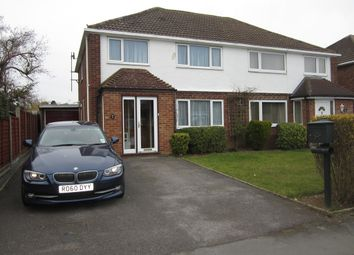 Thumbnail 3 bed property to rent in Ashbrook Road, Old Windsor, Windsor