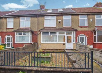 Thumbnail 6 bed terraced house for sale in Fifth Avenue, Northville, Bristol