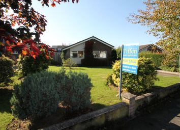 Thumbnail 3 bed detached bungalow for sale in Longdyke Drive, Carlisle