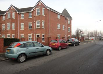 Thumbnail 2 bed flat to rent in Etruria Court, Humbert Road, Hanley