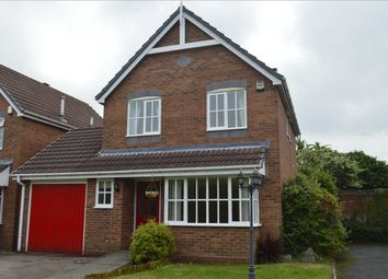 Thumbnail 3 bed detached house for sale in Wood End Road, Wednesfield, Wednesfield