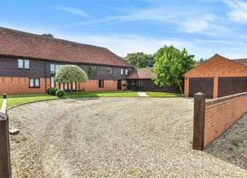 Thumbnail 4 bed mews house for sale in Normandy, Guildford, Surrey