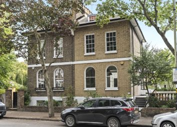 3 bed semi-detached house for sale in Canonbury Park North, London N1