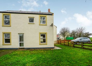 Thumbnail 3 bed end terrace house for sale in Harriston, Aspatria