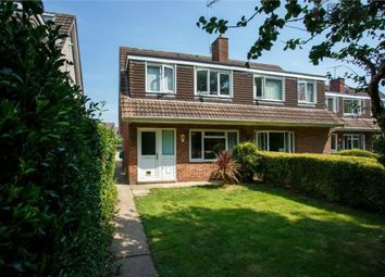 Thumbnail 3 bed semi-detached house for sale in Manor Walk, Thornbury, Bristol, Gloucestershire