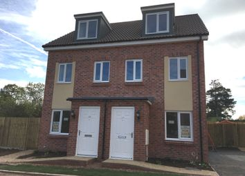 Thumbnail 3 bedroom semi-detached house for sale in 26 Beech Road, Cranbrook, Devon