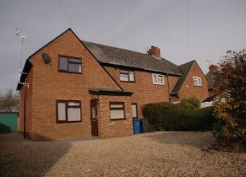 Thumbnail 4 bed semi-detached house for sale in Downfield Road, Waltham St. Lawrence, Reading