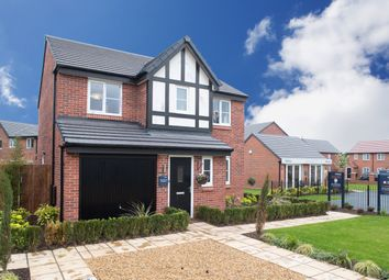 Thumbnail 4 bed detached house for sale in Whiston Lane, Huyton