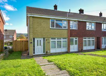 Thumbnail 2 bed terraced house for sale in Gwernfadog Road, Ynysforgan, Swansea