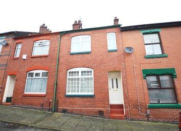 Thumbnail 2 bed terraced house for sale in Wadham Street, Penkhull, Stoke-On-Trent