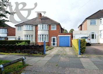 3 bed semi-detached house for sale in Gravelly Lane, Erdington, Birmingham B23