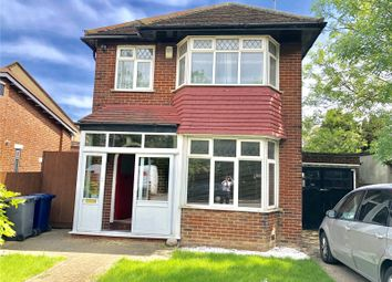 Thumbnail 3 bed detached house to rent in Claremont Road, London