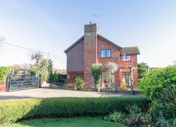 Thumbnail 4 bed detached house for sale in Braishfield, Romsey, Hampshire
