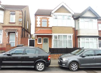 Thumbnail 3 bed semi-detached house for sale in Lincoln Road, Luton