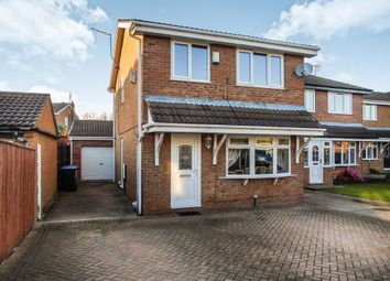 Thumbnail 3 bedroom detached house for sale in Stainton Way, Peterlee