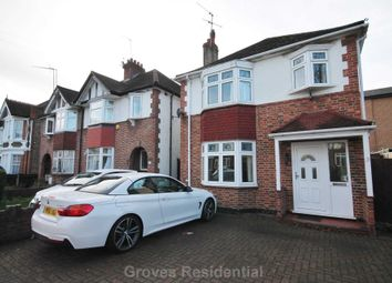 Thumbnail 3 bed detached house to rent in Howard Road, New Malden