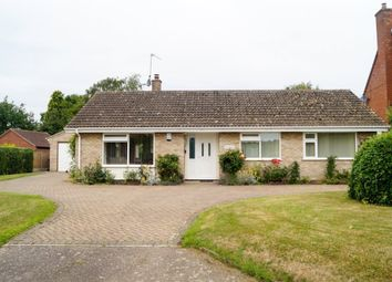 Thumbnail 3 bed detached bungalow for sale in Molls Lane, Brampton, Beccles