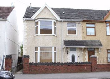 3 bed semi-detached house for sale in Alexandra Road, Gorseinon, Swansea SA4