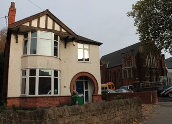Thumbnail 6 bed detached house to rent in Derby Road, Lenton, Nottingham