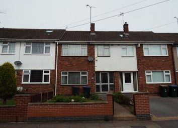 Thumbnail 3 bed terraced house for sale in Charlecote Road, Whitmore Park, Coventry, West Midlands