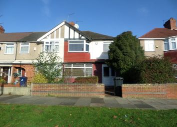 Thumbnail 4 bed end terrace house to rent in Whitton Avenue West, Greenford