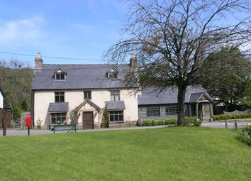 Thumbnail 4 bed detached house for sale in Bleddfa, Knighton